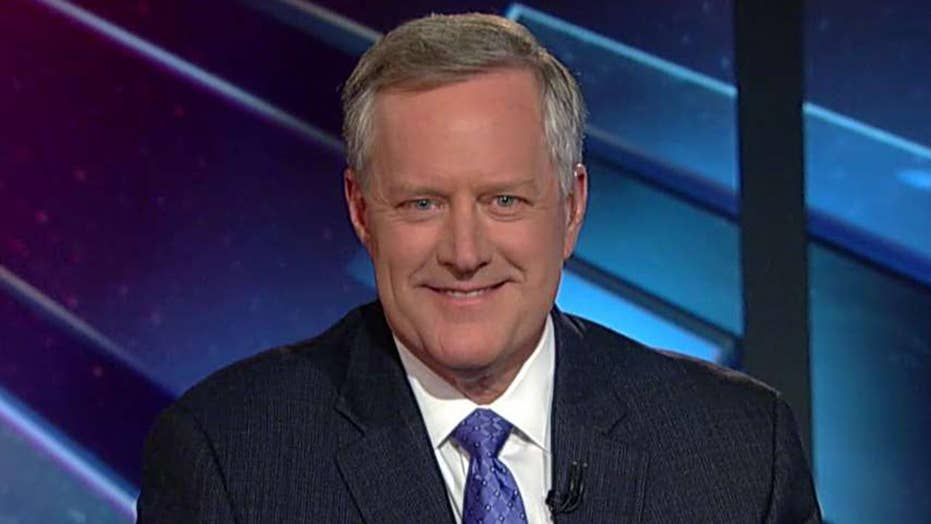 Rep. Mark Meadows calls on DOJ to hand over documents