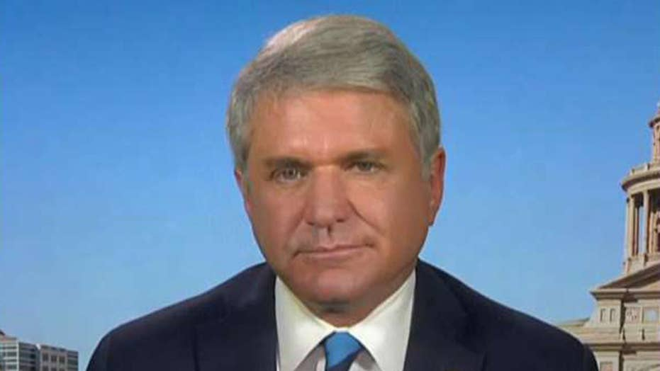 Rep. McCaul: Troops can provide a deterrence on the border