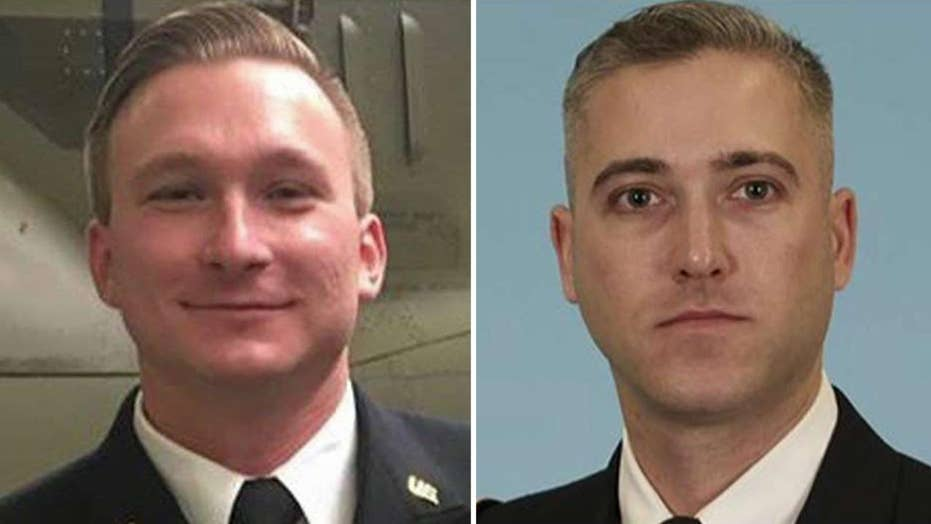 Pilots identified in deadly Fort Campbell training exercise