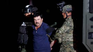Andrew Hogan unveils details about the capture in his new book 'Hunting El Chapo.'