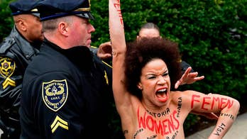 Topless woman who charged at Bill Cosby appeared on 'Cosby Show'