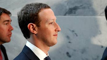 Facebook CEO takes responsibility for social network's scandals; Peter Doocy reports from Washington.