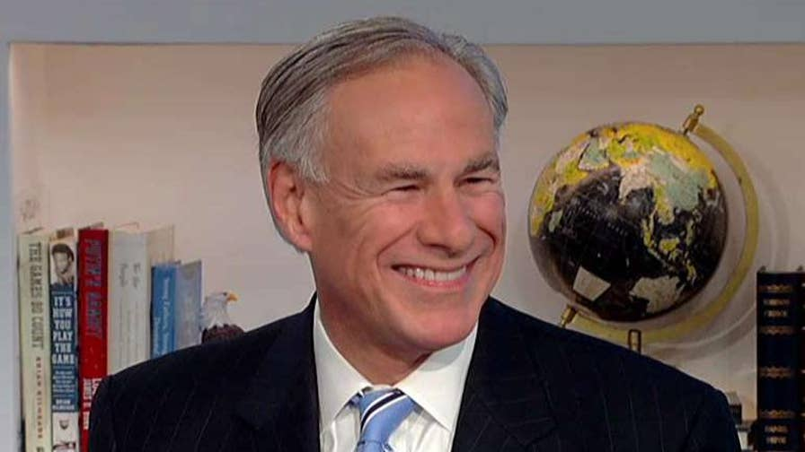 Texas Gov. Greg Abbott says there is a mathematical need for the National Guard to be deployed to the southern border.