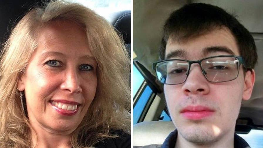 Tennessee cops launch dragnet for 23-year-old man suspected of killing his mother and friend before posting account of attack to his Facebook page.