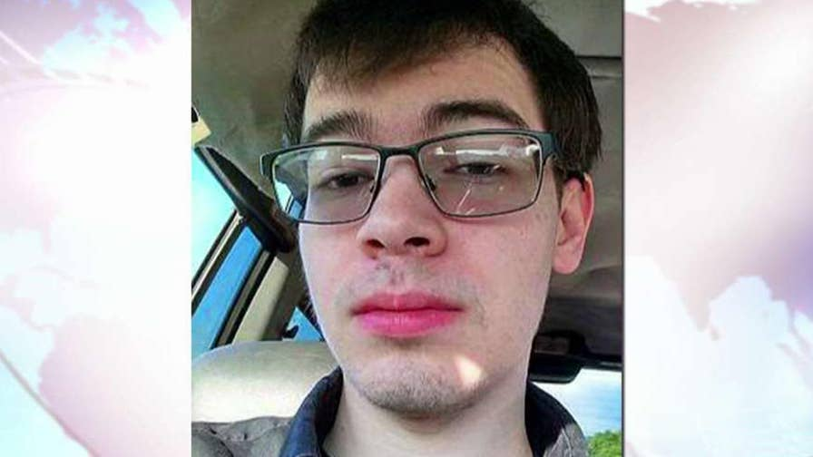 23-year-old Casey Lawhorn confessed to murdering his mother and a close friend in a Facebook post.