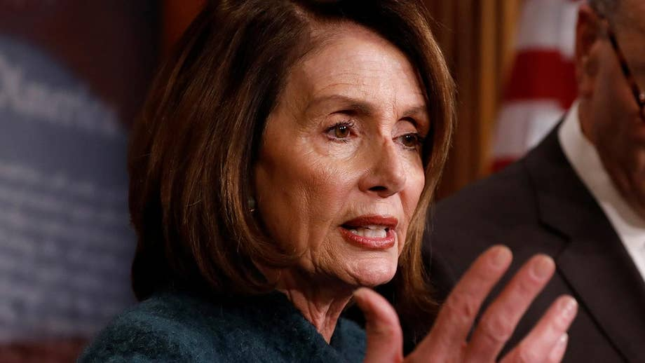 Tammy Bruce: Pelosi and Democrats trying to scare women into voting for them
