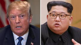 I applaud President Trump's efforts to apply maximum pressure on North Korea at the same time he is seeking a diplomatic resolution to the crisis caused by the rogue regime's development of nuclear weapons and long-range missiles.