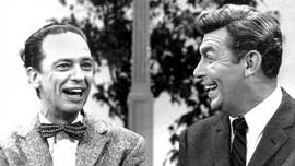 When Don Knotts was on his deathbed, his daughter Karen needed to run out the room just so she can laugh.