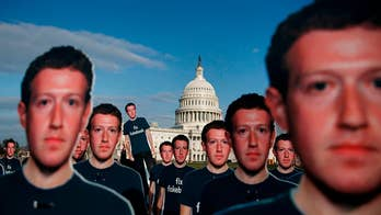 Mark Zuckerberg prepares to testify at a Senate hearing over user privacy concerns; reaction from Juan Williams, co-host of 'The Five,' and Kevin McCullough, radio host for Salem Media.