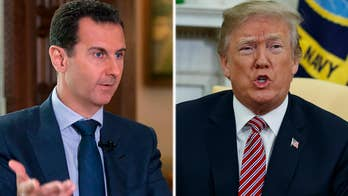 Tough talk from President Trump aimed at Bashar Assad in Syria following chemical attacks on civilians; Fox News contributor Marie Harf has insight on 'The Story.'