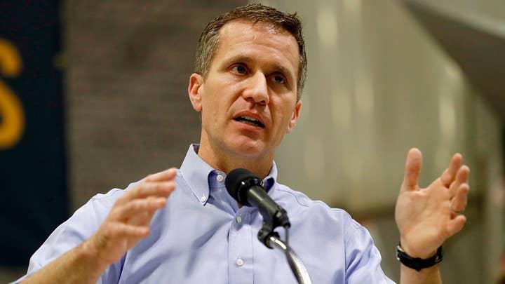 Missouri governor's accuser now unsure of claim