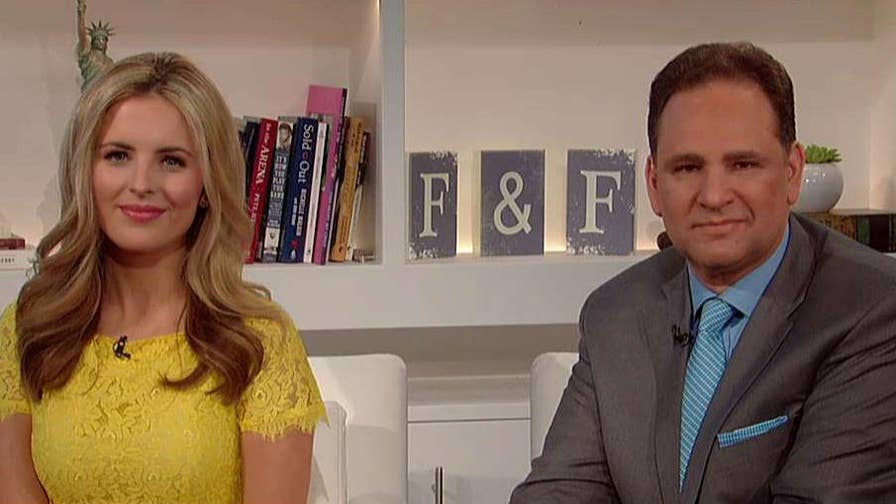 Media claim Trump is losing evangelical support. Host of CBN's 'Faith Nation' take on the claims.