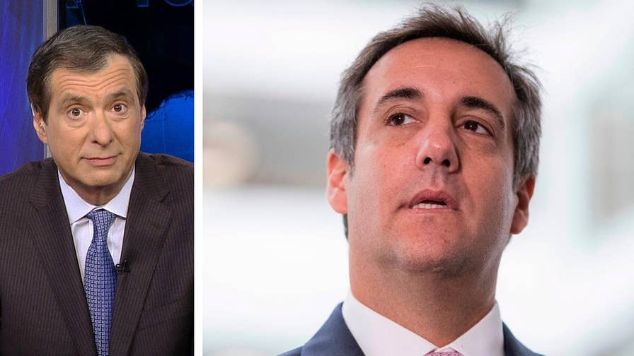 'MediaBuzz' host Howard Kurtz weighs in on the dramatic FBI raid on Michael Cohen's office and hotel room and the ensuing response from President Trump.