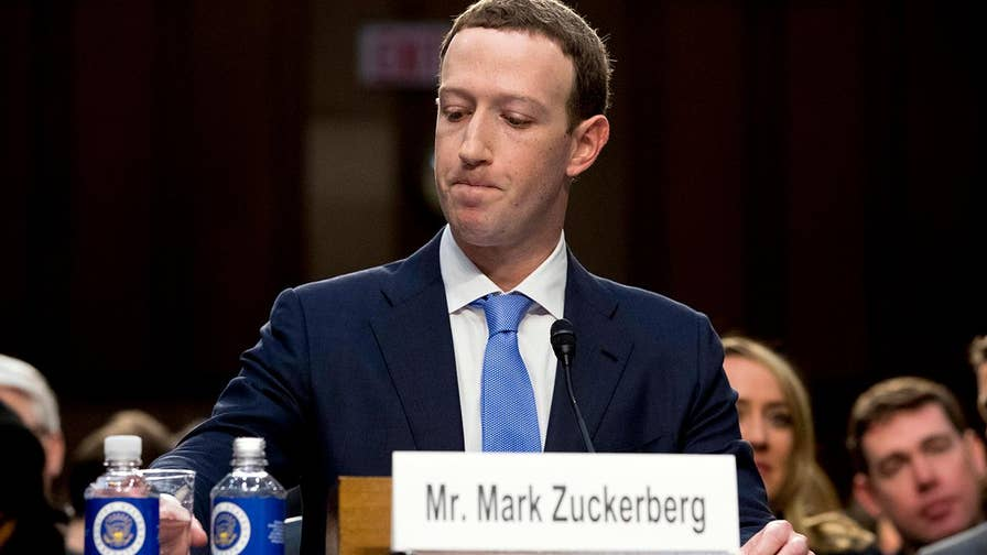 Mark Zuckerberg says he's open to making changes to Facebook and the tech CEO says the buck stops with him; chief congressional correspondent Mike Emanuel reports from Capitol Hill.