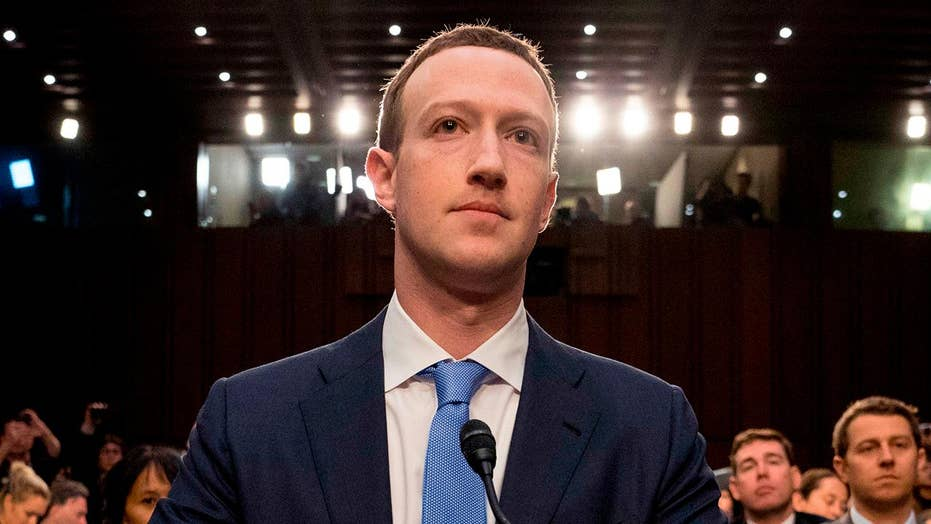 Mark Zuckerberg admits to 'big mistake' at Senate hearing