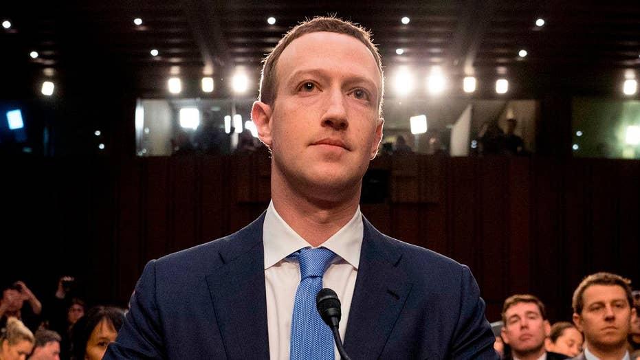 Mark Zuckerberg admits to 'big mistake' at Senate hearing