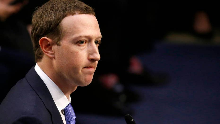 Mark Zuckerberg senate testimony on Cambridge Analytica