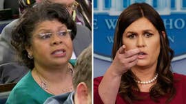 CNN's April Ryan calls for Sarah Sanders to be fired
