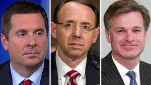 Chairman of the House Intelligence Committee blasts the FBI and Department of Justice for failing to provide the original document that prompted the Russia investigation.