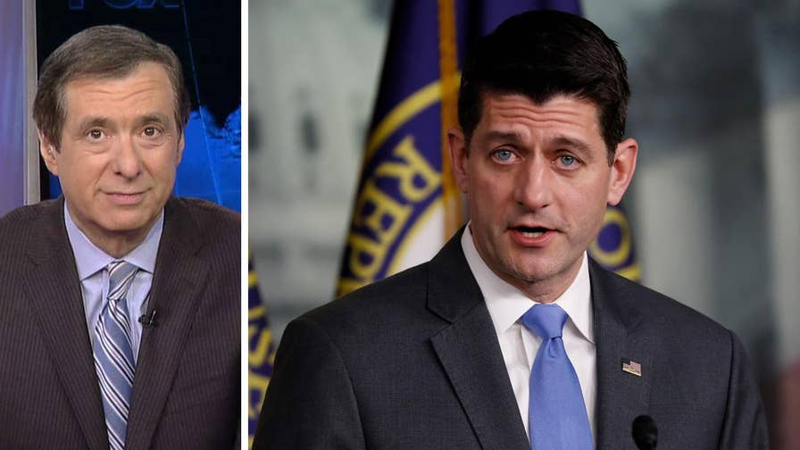 'MediaBuzz' host Howard Kurtz weighs in on what led to Paul Ryan's decision to not seek re-election, including his frustration in trying to work with President Trump.