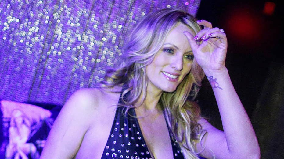 Report: FBI seized Cohen documents tied to Stormy Daniels
