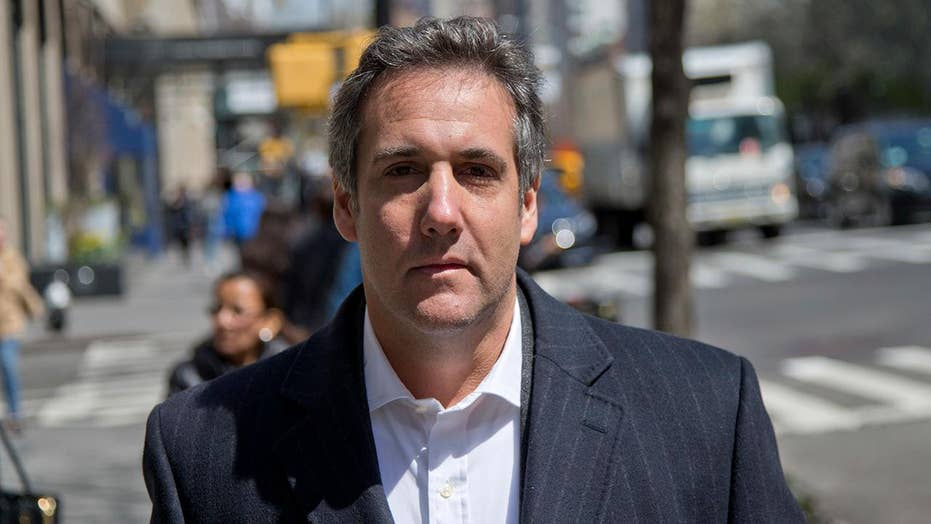 FBI sought records on 'Access Hollywood' tape in Cohen raid