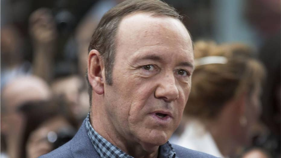 Kevin Spacey sexual assault case reviewed by Los Angeles DA