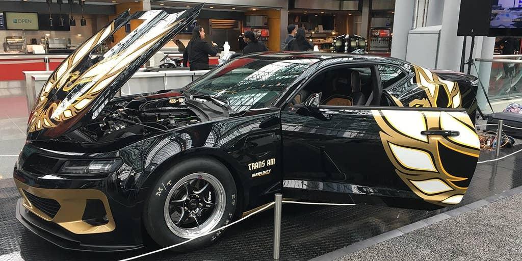 retro ride firebird trans am super duty 455 returns with 1 100 hp fox news retro ride firebird trans am super