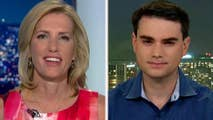 Daily Wire editor-in-chief Ben Shapiro shares insight on 'The Ingraham Angle' about delivering speeches debunking ideas such as safe spaces and microagressions, sometimes at risk of his own personal safety.