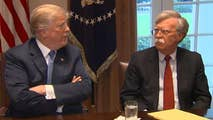 National security adviser consolidates power in his new office; Gillian Turner reports from Washington.
