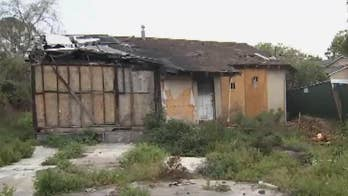 Buyers line up for burned-out home listed for $800,000