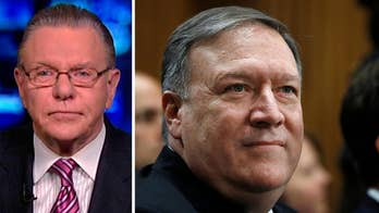 Secretary of State nominee Mike Pompeo is questioned on the 2016 Iran deal at his confirmation hearings; retired four star general Jack Keane reacts on 'The Daily Briefing.'