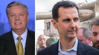 Republican senator on whether the U.S. will retaliate for suspected chemical weapons attack in Syria, President Trump's authority to authorize a strike and Mike Pompeo's nomination hearing.