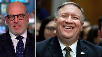With Mike Pompeo's nomination hearing under way; former U.S. ambassador to Bahrain joins 'The Daily Briefing' to weigh in on Rex Tillerson's failure to defend the State Department's budget on Capitol Hill.