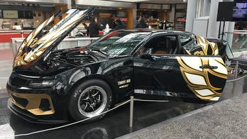 Trans Am Worldwide in Tallahassee, Fla., is picking up where Pontiac left off by creating all-new Firebird Trans Ams from the latest Chevy Camaro platform. It's newest model is an 1,100 hp street-legal drag strip special.