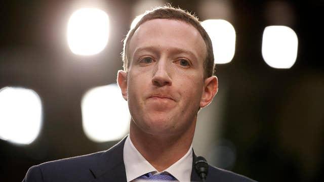 House lawmakers grill Facebook CEO Mark Zuckerberg