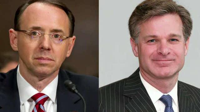 DOJ hands over memo that started the Russia probe
