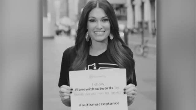 Kimberly participates in national autism acceptance campaign