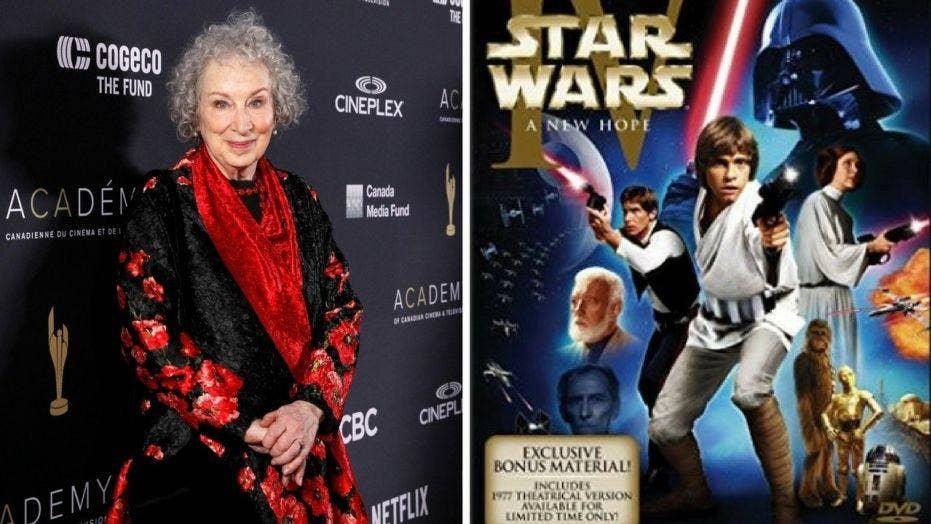 'Handmaid's Tale' writer says 'Star Wars' inspired 9/11 terrorists