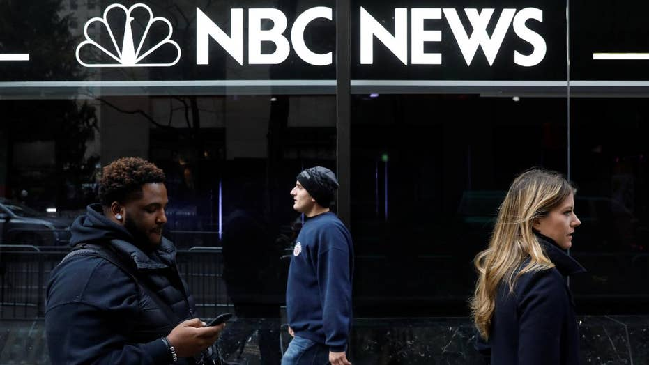 NBC News criticized for sitting on the Trump 'Access Hollywood' tape