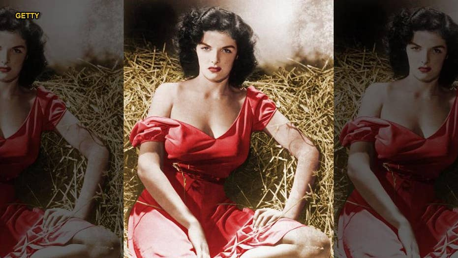 50's bombshell Jane Russell was a 'God-fearing' conservative