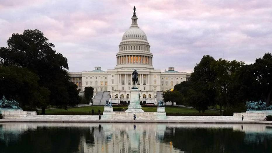 Congress works on a balanced budget amendment