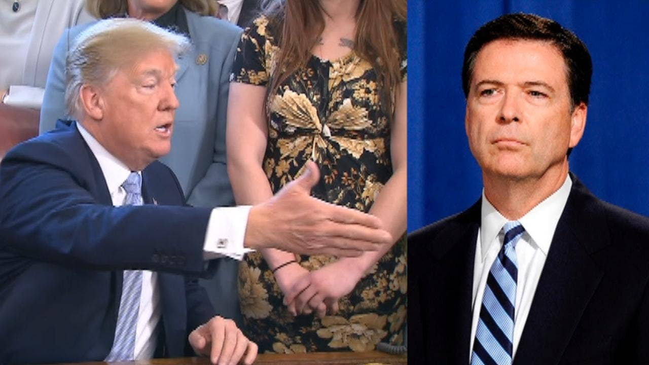Politician Direct 694940094001_5769834075001_5769826165001-vs Comey reportedly wishes he'd found 'better way' to describe Clinton's email use article fnc Fox News FoxNews.com Politics  FoxNews.com fnc/politics fnc c788b3f7-d38e-42c6-a67d-d06d53e2429b article Adam Shaw /FOX NEWS/POLITICS/ELECTIONS /FOX NEWS/POLITICS