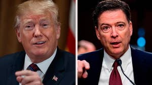 President Trump hit back at the former FBI director on Twitter; the 'Generation Hexed' panel weighs in on 'Your World.'