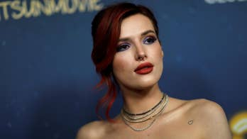 Bella Thorne's naked, whipped cream-covered makeup promo sends fans into a frenzy