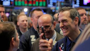 DOW, Nasdaq and S&P 500 close higher for the week despite recent volatility; Fox Business Network host Charles Payne provides insight on 'Your World.'