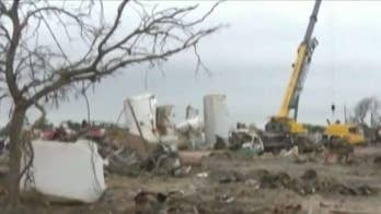 A fire and explosion at a fertilizer plant decimated the small Texas city; Casey Stegall reports.