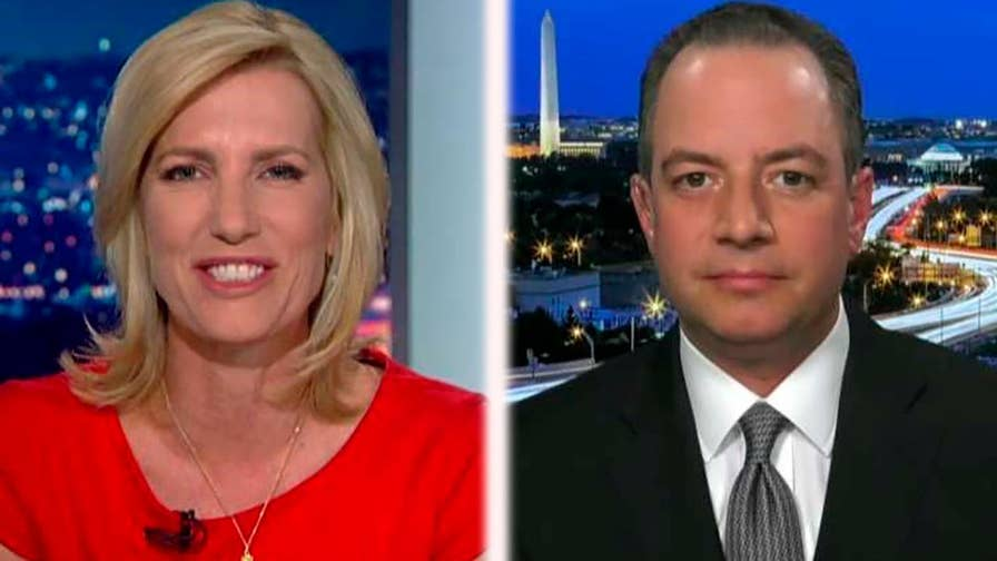 Should Paul Ryan step down sooner to allow a new House speaker to be chosen? 'The Ingraham Angle' has exclusive insight from former White House chief of staff Reince Priebus.