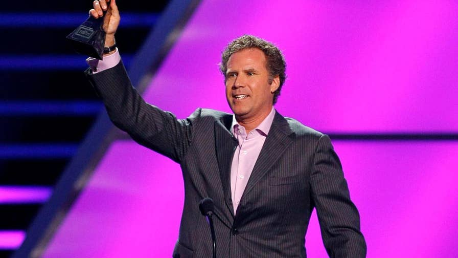 Comedian Will Ferrell hospitalized after his SUV flipped in serious two-car crash on California interstate.