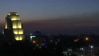 Daybreak in Damascus brings initial damage assessment from U.S.-led attack on Assad regime's chemical weapons capabilities; Conor Powell reports from Jerusalem.